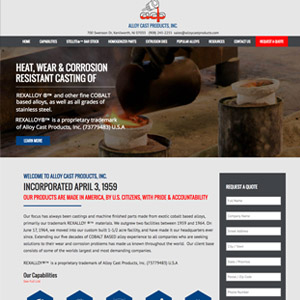 Alloy Cast Products, Inc.
