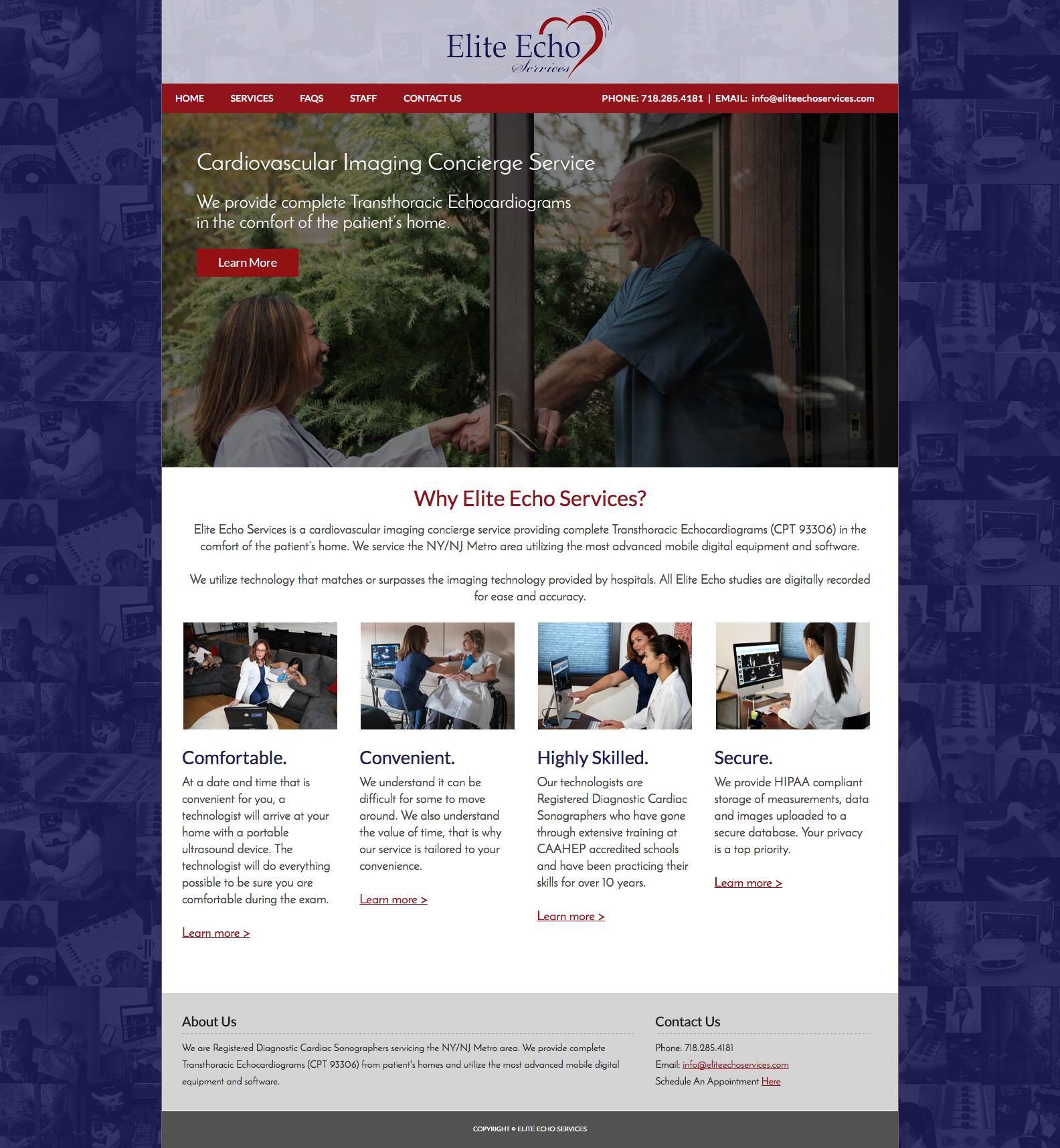 Elite Echo Services | 20 Lemons LLC on elite home care, senior home services, express home services,